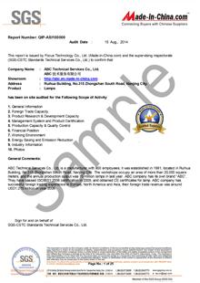 Audit Report