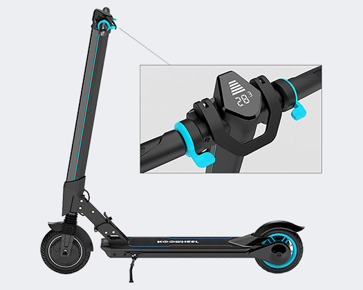 Two Wheel Smart Electric Scooter Self Balancing E Scooter