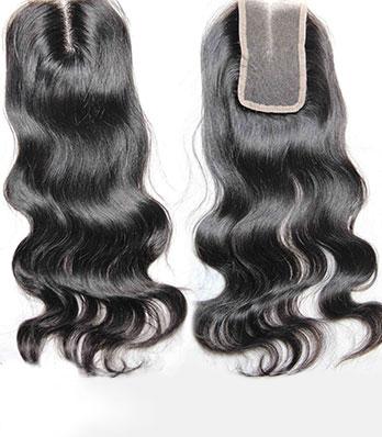 Fermetures Cheveux 3*5 Brésiliens