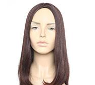 Perruques de Cheveux Raides (I-025)