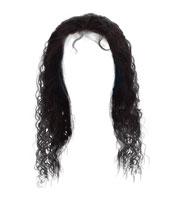 Cheveux Lace Wig Vierges Brésiliens