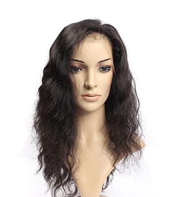 Cheveux Full Lace Wig Non Traité