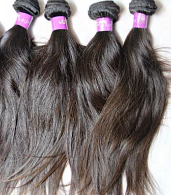 Extensions de Cheveux Humains Vierges Brésiliens