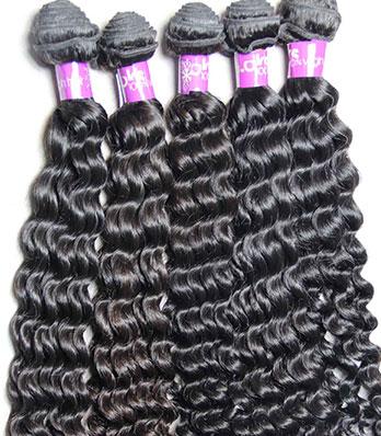 Lot de Tissage Cheveux Brésiliens
