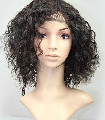 Бразильские Человеческие Волосы Парики Фронт Шнурка