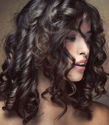 Вьющиеся Бразильские Натуральные Волосы