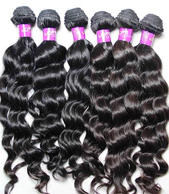 100% Индийские Натуральные Природные Волосы