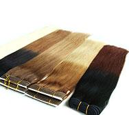 100% Плетеные Волосы Двух Утка
