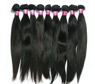 100% Человеческие Натуральные Волосы