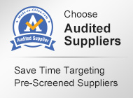 Choose Audited Suppliers